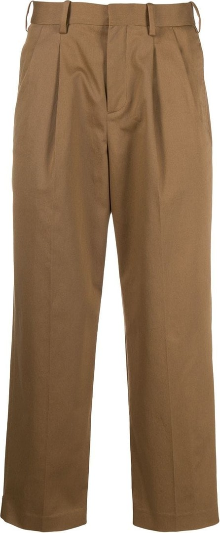 Neil Barrett Cropped chinos
