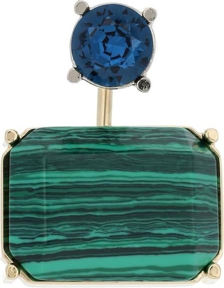 Acne Studios Crystal-embellished earring