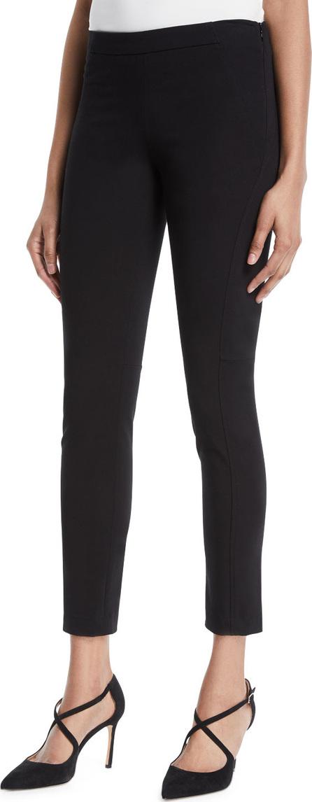 Brunello Cucinelli Stretch-Cotton Cropped Leggings