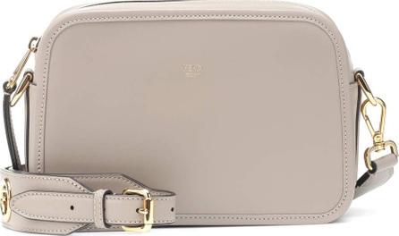 Fendi Camera leather shoulder bag