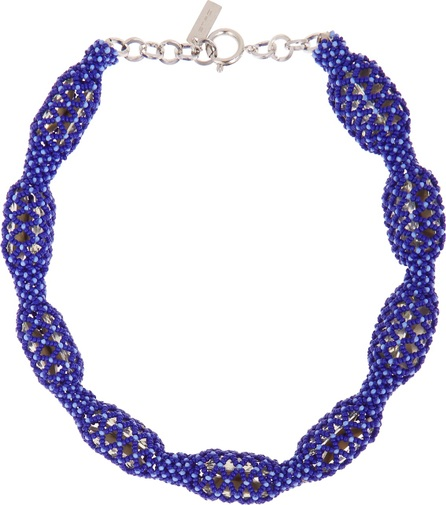 Etro Bead and stone-embellished necklace