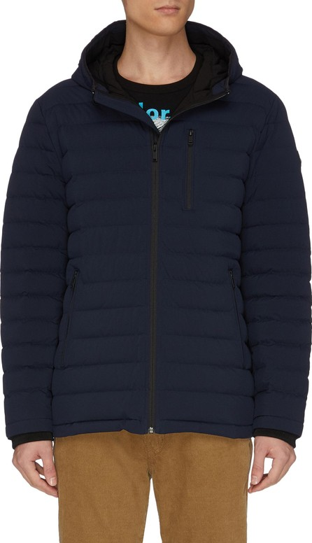 Moose Knuckles 'Fullcrest' down fill puff quilted jacket