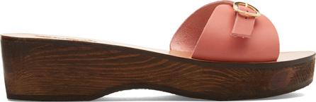 Ancient Greek Sandals Filia Sabot leather sandals