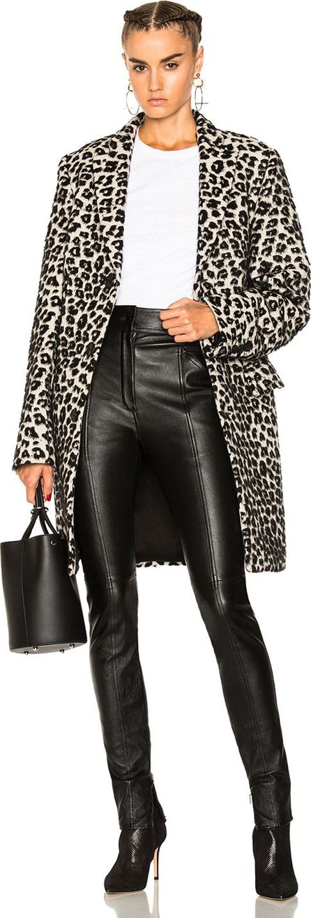 Adaptation Leopard Coat