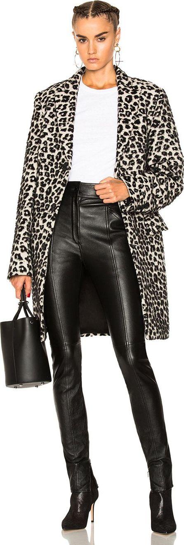 Adaptation Leopard Coat