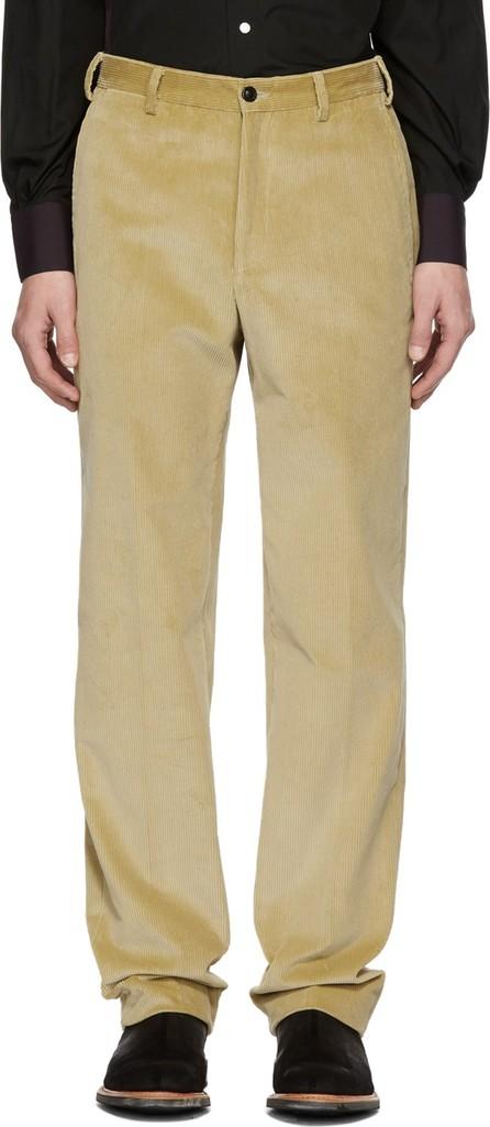 Cobra S.C. Beige Master Cord Classics Trousers