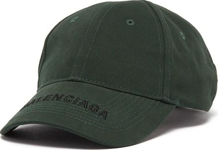 Balenciaga 'Everyday' logo embroidered visor baseball cap