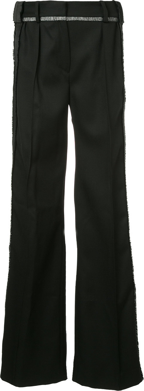 Mugler - Flared trousers