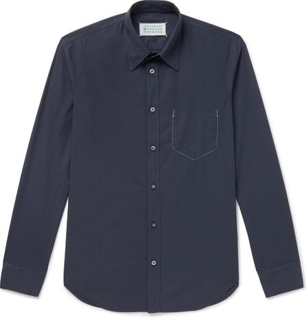 Maison Margiela Slim-Fit Cotton-Poplin Shirt
