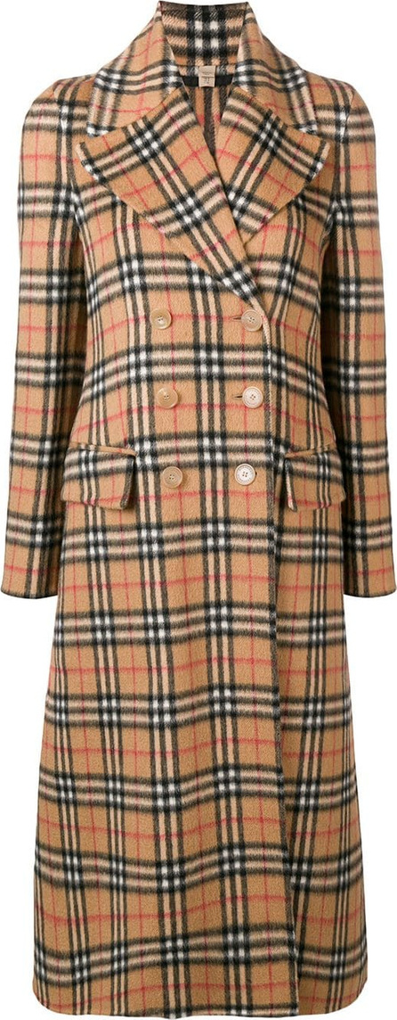 Burberry London England Double breasted coat