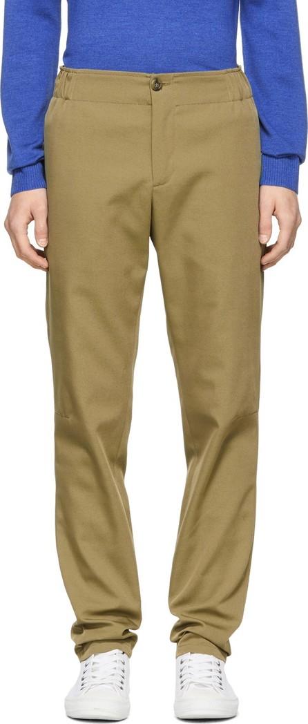 A.P.C. Beige Omega Trousers