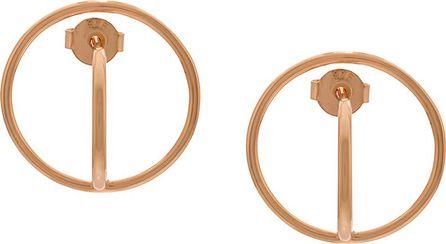 Charlotte Chesnais round earrings