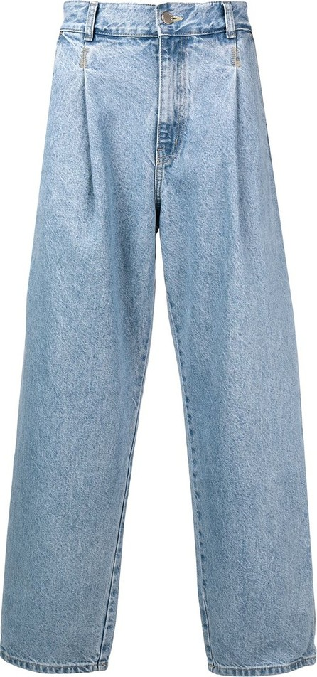 ADER error High waisted jeans
