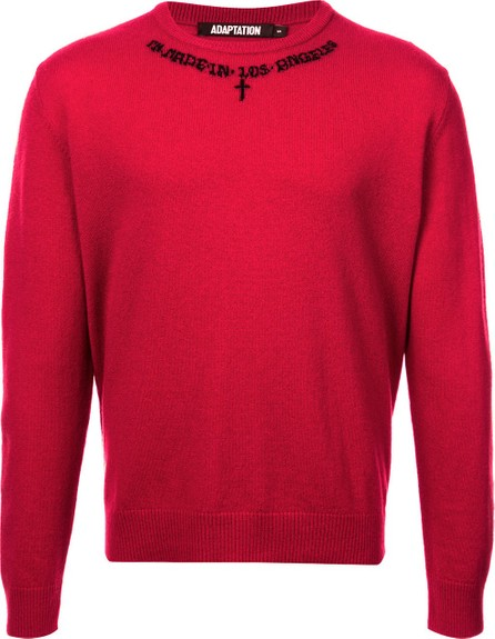 Adaptation Made in Los Angeles cashmere sweater
