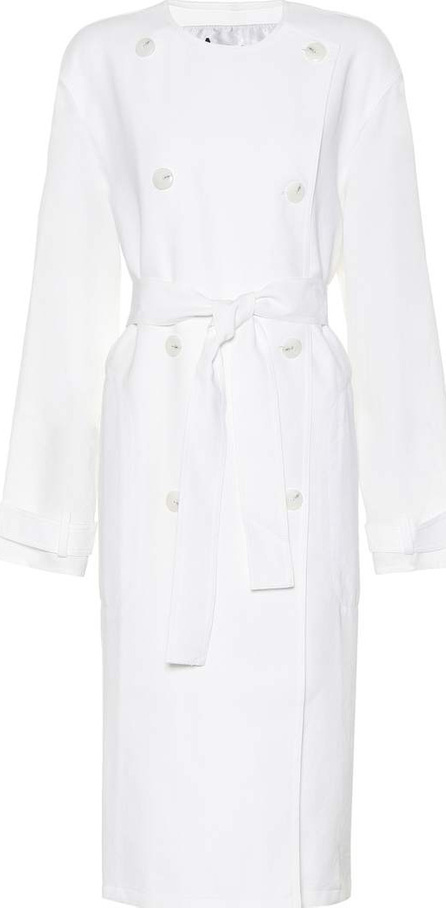 Acne Studios Anghelica twill trench coat
