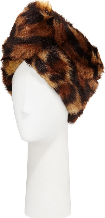 Gucci Leopard Print Head Wrap