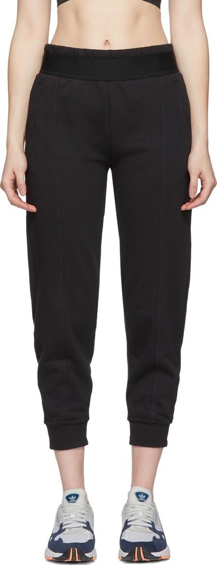 Adidas By Stella McCartney Black Essential Lounge Pants
