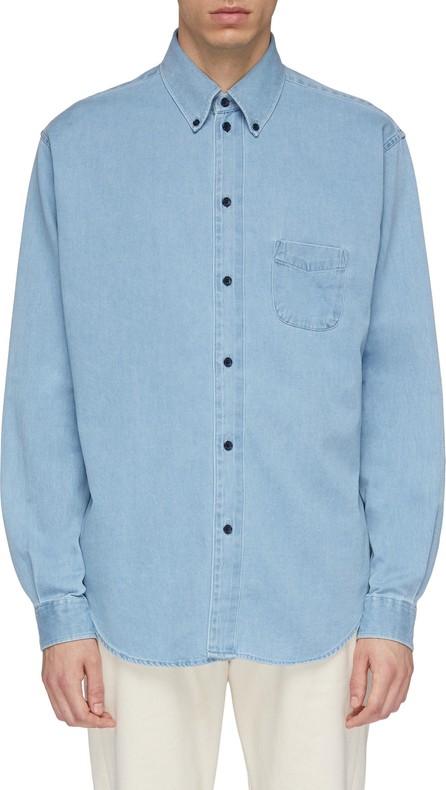 Acne Studios Chest pocket chambray shirt