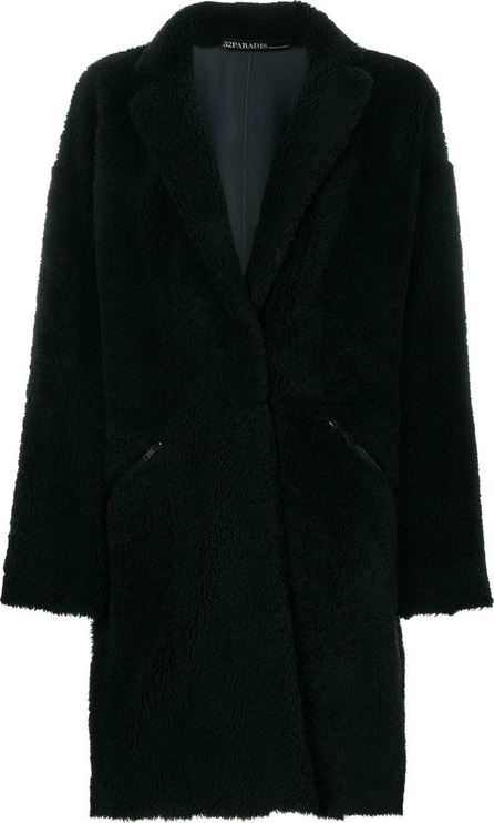 32 Paradis Sprung Frères Single breasted coat