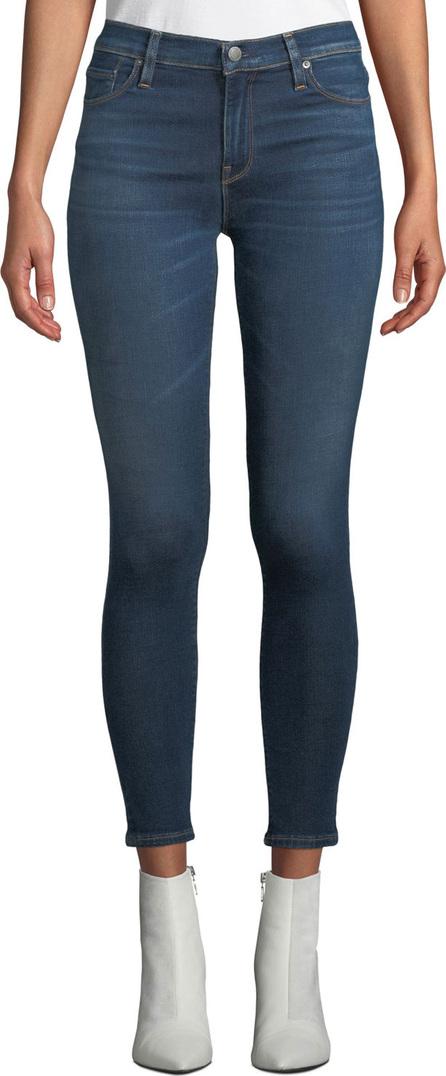 Hudson Nico Mid-Rise Super Skinny Ankle Jeans
