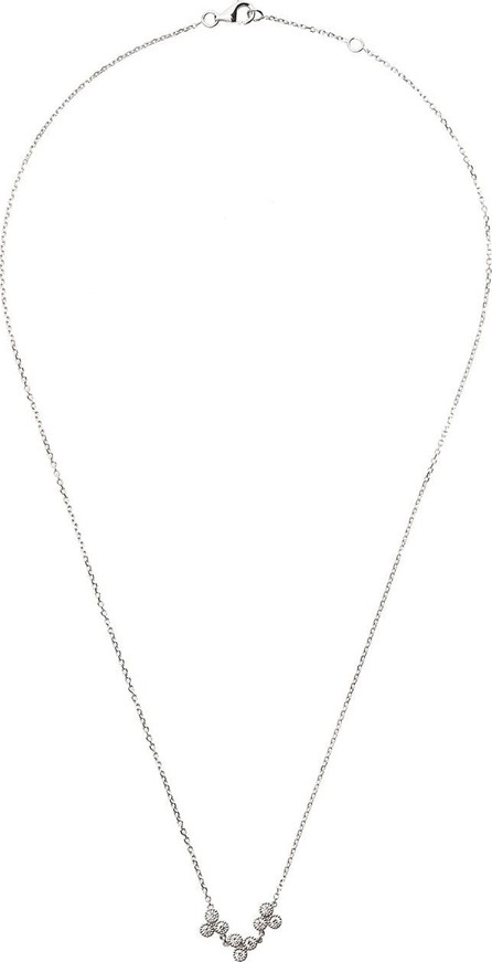 Stone Paris 18kt white gold Delicate diamond necklace