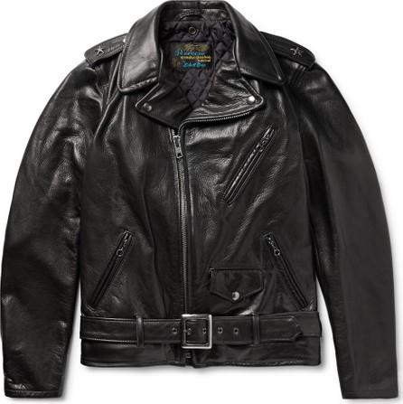 Schott NYC 50s Perfecto Leather Biker Jacket