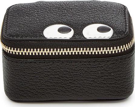 Anya Hindmarch Eyes Small Leather Keepsake Box