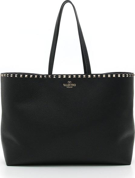 Valentino Rockstud Vitello Tote Bag