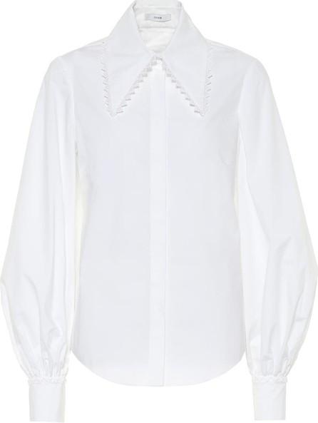 Erdem Eula cotton-poplin shirt