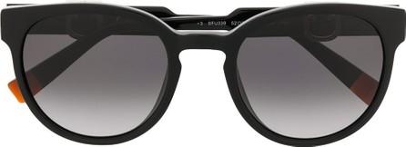 Furla SFU339 oversized sunglasses