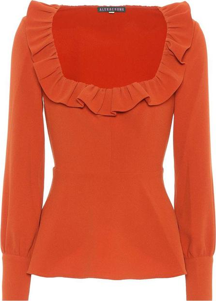 Alexachung Ruffled blouse