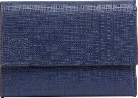 LOEWE Small Vertical Calf Leather Wallet