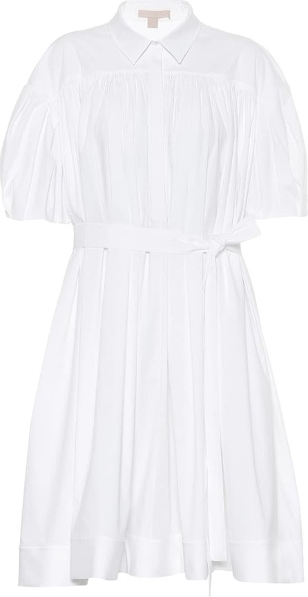 Brock Collection Rosaura stretch-cotton shirt dress