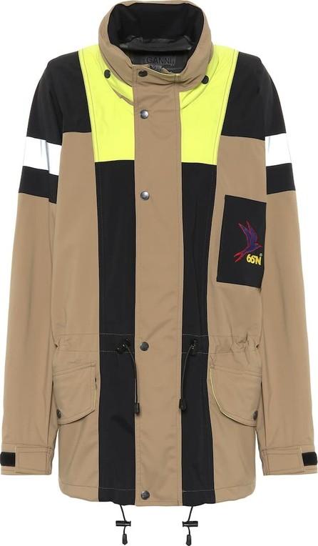 Ganni x 66°NORTH Kria jacket