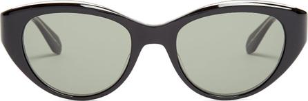 GARRETT LEIGHT Del Rey 50 cat-eye frame sunglasses