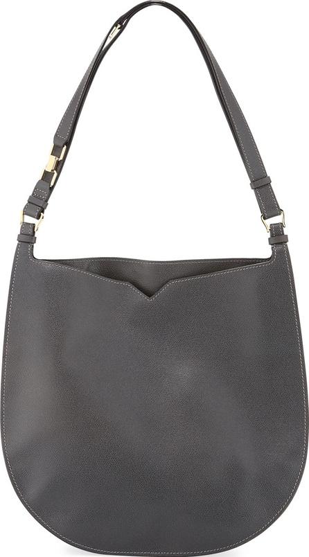 Valextra Weekend Hobo Large Shoulder Bag