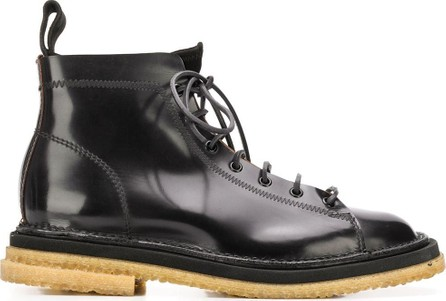 Buttero Stitch detailed boots