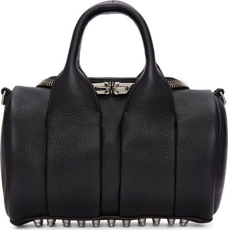 Alexander Wang Black Mini Rockie Bag