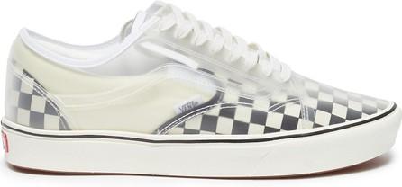 Vans 'ComfyCush Slip-Skool' checkerboard sneakers