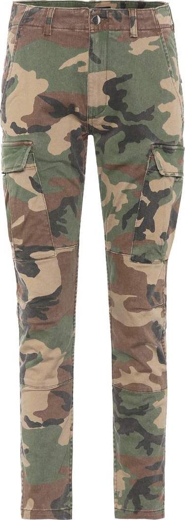 Amiri Camouflage cargo pants