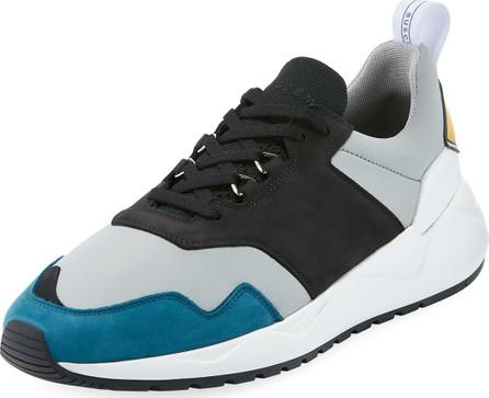 Buscemi Men's Tricolor Ventura Runner Sneakers
