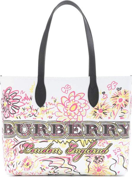 Burberry London England The Doodle Medium reversible shopper