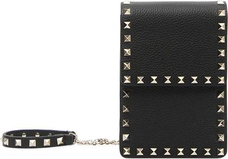 Valentino Rockstud Pouch Crossbody Bag