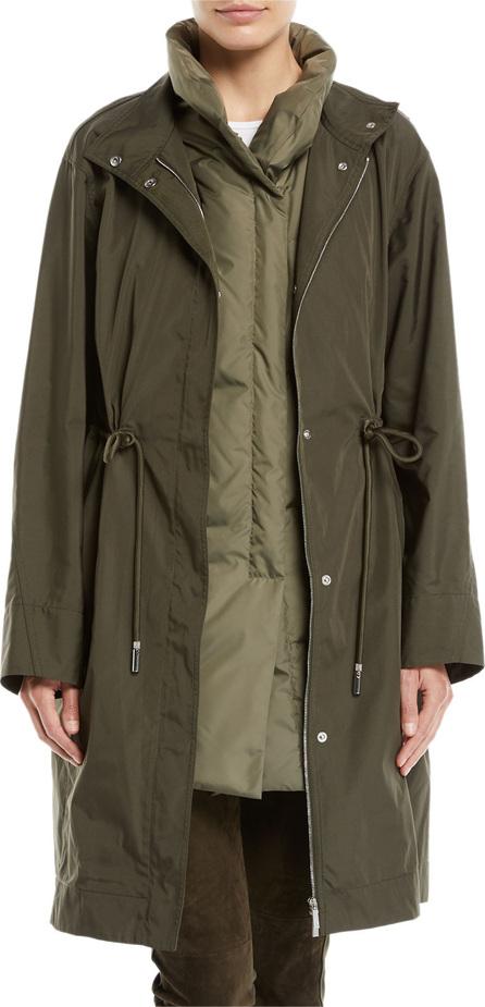 Lafayette 148 New York Jamyson Terrace Tech-Cloth Jacket