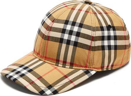 Burberry London England House-check baseball cap