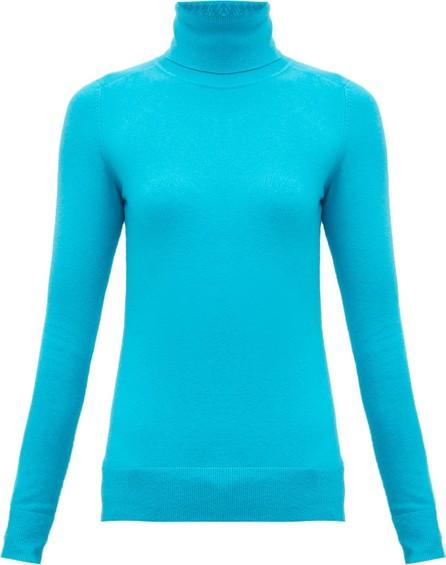 Joos Tricot Roll-neck cotton-blend reachskin sweater