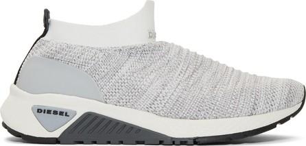 Diesel Grey S-KB Athletic Sock Sneakers