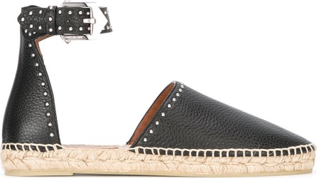 Givenchy studded trim espadrilles