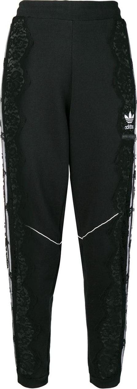 Adidas By Stella McCartney Lace panel track pants