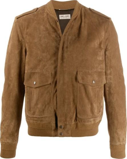 Saint Laurent Lightweight long-sleeve jacket